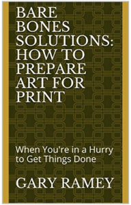 Bare Bones Solutions: How to Prepare Art for Print